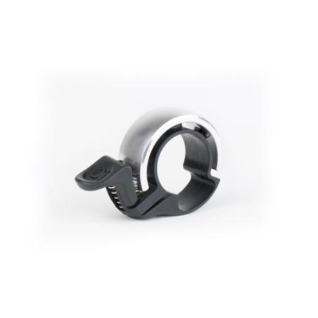 Dzwonek Rowerowy KNOG Oi mały - srebrny