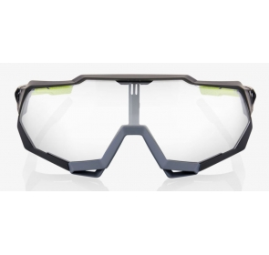 Okulary 100% SPEEDTRAP - Soft Tact Cool Grey