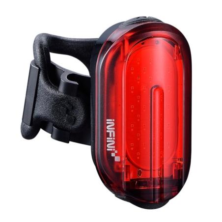Lampka Rowerowa Tylna INFINI Olley R USB