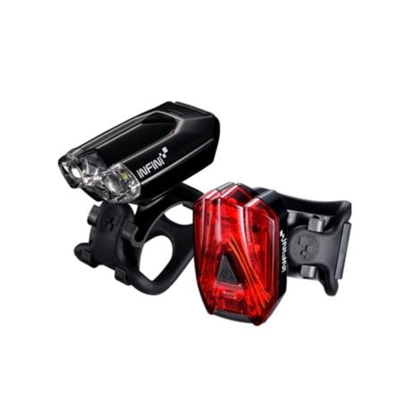Zestaw Lampek INFINI Lava Set USB - black