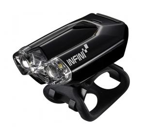 Lampka Rowerowa Przednia INFINI Lava W - black