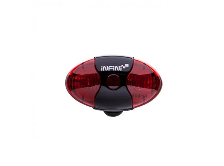 Lampka Rowerowa Tylna INFINI Vista 405