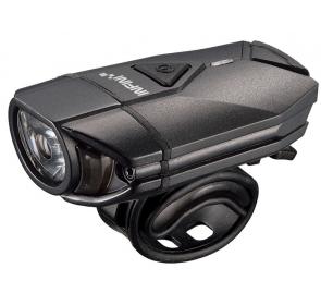 Lampka Rowerowa Przednia INFINI Super Lava - black