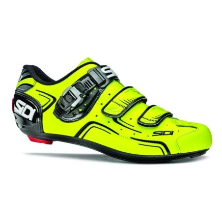 Buty Rowerowe SIDI Level - żółto/czarne