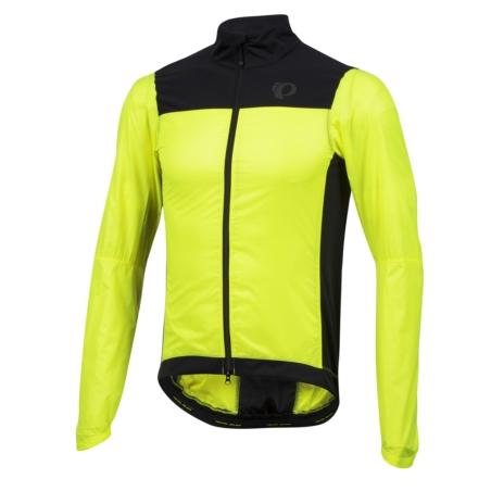 Kurtka PEARL IZUMI Pro Barrier Lite - yellow
