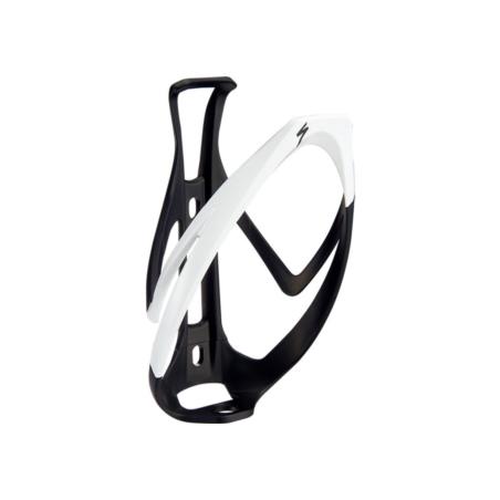 Koszyk na bidon SPECIALIZED Rib Cage II - blk/wht