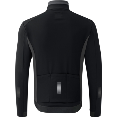 Bluza termiczna SHIMANO Wind Jersey - black