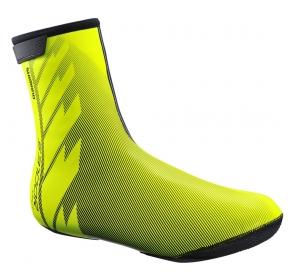 Ochraniacze na buty SHIMANO S3100R NPU+ - yellow