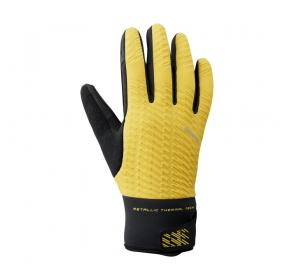 Rękawiczki zimowe SHIMANO Windbreak Thermal - yell