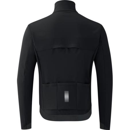 Kurtka zimowa SHIMANO Wind Jacket - black