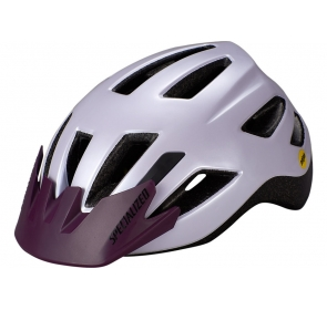 Kask SPECIALIZED Shuffle Child Led z MIPS - lilac