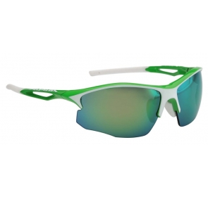 ALPINA OKULARY SORCERY HR CM+ - green/white