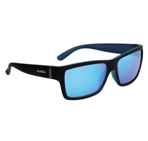 ALPINA OKULARY KACEY - black matt/blue