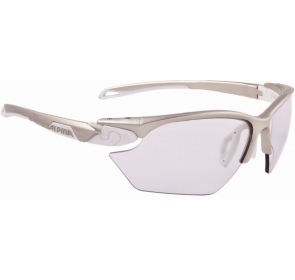 ALPINA OKULARY TWIST FIVE HR S VL+ - white pro