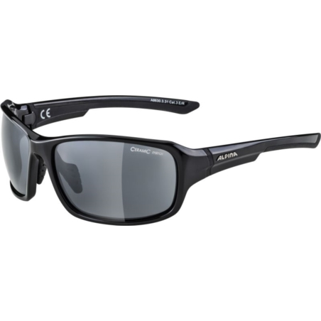 ALPINA OKULARY LYRON - black/grey