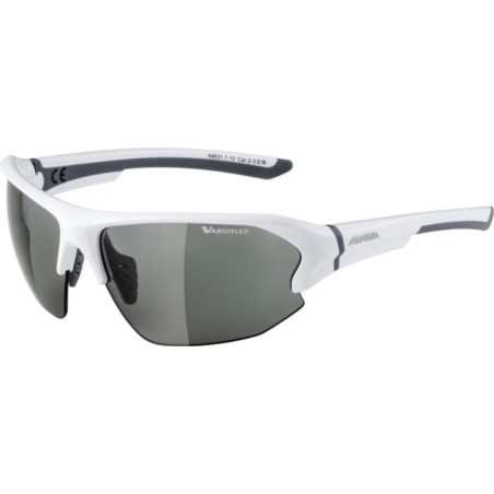 ALPINA OKULARY LYRON HR VL - white/grey