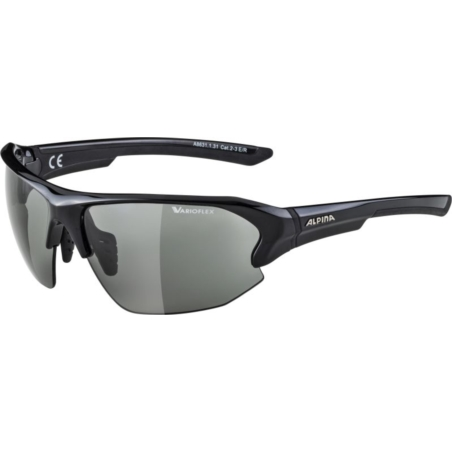 ALPINA OKULARY LYRON HR VL - black