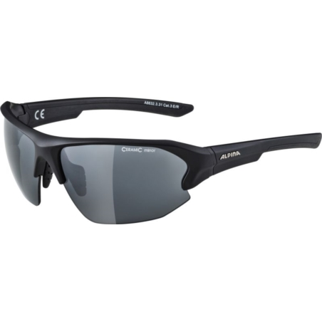 ALPINA OKULARY LYRON HR - black matt