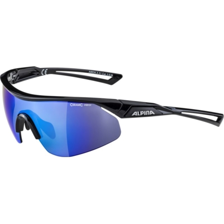 ALPINA OKULARY NYLOS SHIELD - black
