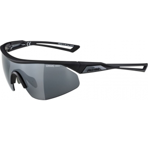 ALPINA OKULARY NYLOS SHIELD - black matt