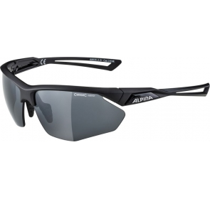 ALPINA OKULARY NYLOS HR - black matt