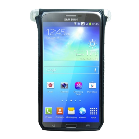 TOPEAK POKROWIEC SMARTPHONE DRYBAG 6 BLACK