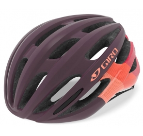 Kask szosowy GIRO SAGA MIPS matte dusty purple bar