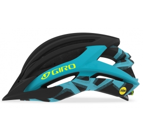 Kask mtb GIRO ARTEX INTEGRATED MIPS matte black ic