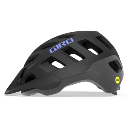 Kask mtb GIRO RADIX W matte black electric purple