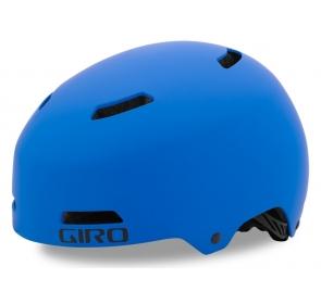 Kask dziecięcy juniorski GIRO DIME FS matte blue