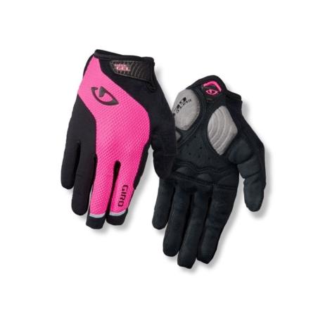 Rękawiczki damskie GIRO STRADA MASSA SG LF pink