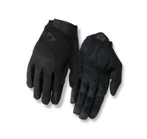 Rękawiczki męskie GIRO BRAVO GEL LF długi palec bl
