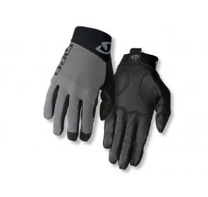 Rękawiczki męskie GIRO RIVET II długi palec titani