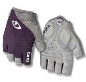 Rękawiczki damskie GIRO STRADA MASSA SG purple