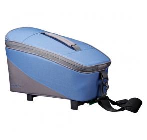 Torba na bagażnik RACKTIME Talis - niebieski