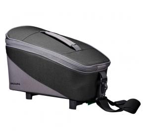 Torba na bagażnik RACKTIME Talis - czarny