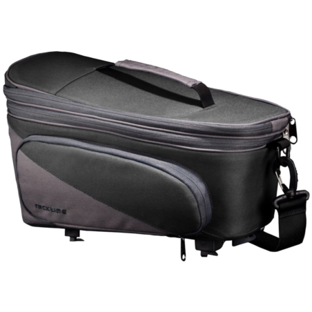 Torba na bagażnik RACKTIME Talis Plus - czarny