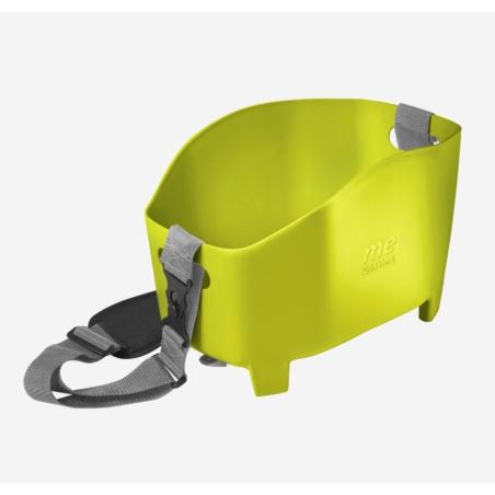 Kosz na bagażnik RACKTIME Me - zielony