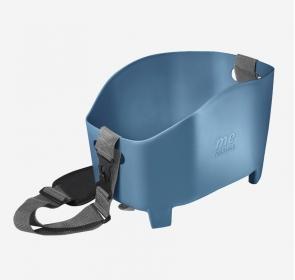 Kosz na bagażnik RACKTIME Me - niebieski