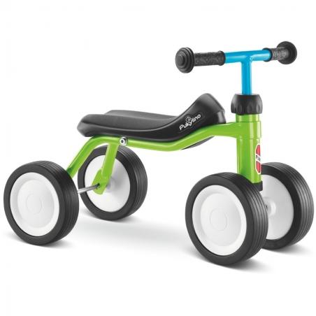 Jeździk dziecięcy PUKY Pukylino - zielony - 1