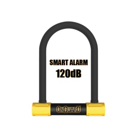 Zapięcie U-lock ONGUARD Smart Alarm 8266