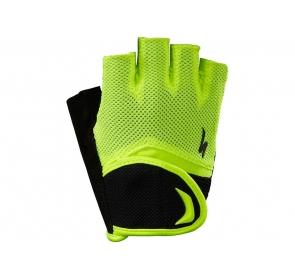 Rękawiczki dziecięce SPECIALIZED BG Kids - żółty n