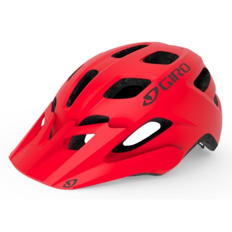 Kask mtb GIRO TREMOR matte bright red