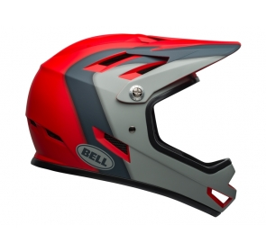 Kask full face BELL SANCTION presences matte crims