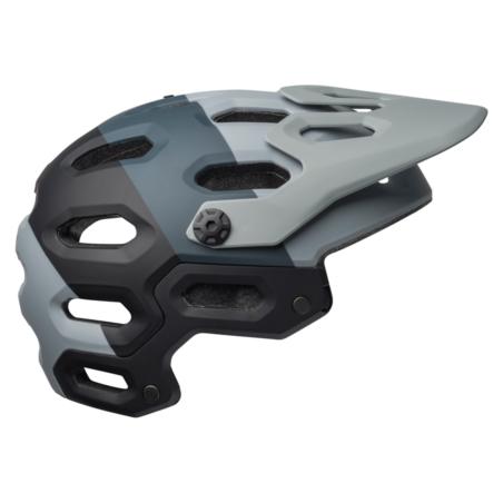 Kask full face BELL SUPER 3R MIPS downdraft - gray