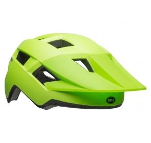 Kask mtb BELL SPARK - matte bright green