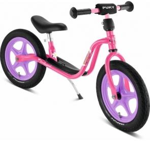 Rowerek biegowy PUKY LR 1L - różowy