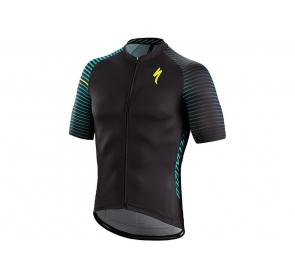 Koszulka SPECIALIZED SL Expert - czarno/niebieska