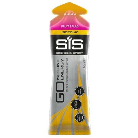Żel izotoniczny SIS Go 60ml - sałatka owocowa