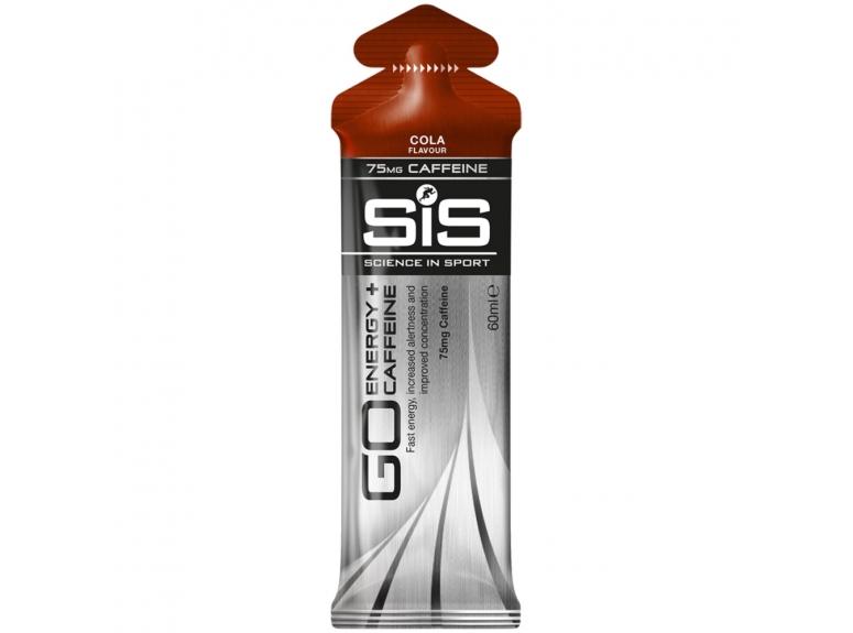 Żel energetyczny z kofeiną SIS Go - cola